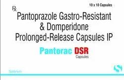 PANTORAC DSR Pantoprazole Domperidone, 10*10