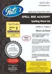Phonics Estore Education Spell Bee Academy : Spelling Word List For Class 2