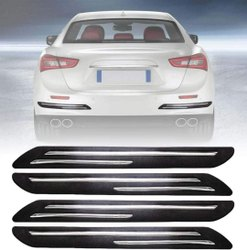 Double chrome Bumper Protector