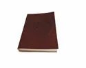 Heart Embossed Handmade Leather Journal