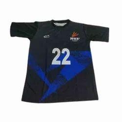 Kids Sports T Shirt, Size: S-XL