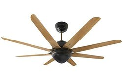 Havells Octet 1320mm Ceiling Fan (Black/Nickel)