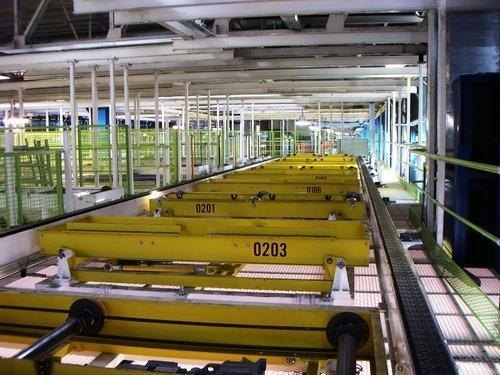 Cart On Track Conveyors