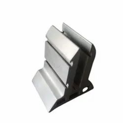 4 Inch Silver Aluminium Railing Spigot, For Balcony And Stair Case