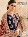 Shree Fabs Mutiyaar Gold Wedding Party Wear Heavy Suits Catalog