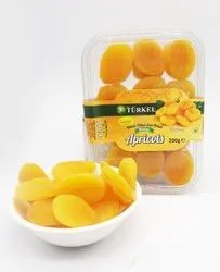 Zafran Naturals Dry Fruits Turkel Dried Apricots, Packaging Type: Vacuum Bags