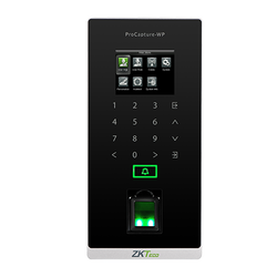 ProCapture-WP Water-Proof Fingerprint Access Control Terminal
