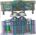 VISI Flow -  Injection Molding Design And Mold Flow Analysis Software