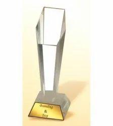 CG 109 Pioneer Crystal Trophy