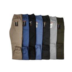 Cotton/Linen Stretchable Mens Plain Joggers Pant