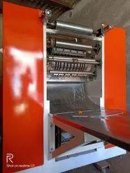 V Fold Hand Towel Tissue Making Machine