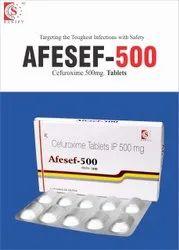 Cefuroxime 500 Mg Tablet