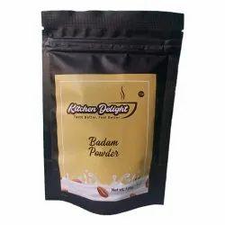 100 gm Kitchen Delight Badam Powder, Health Supplement, High in Protein