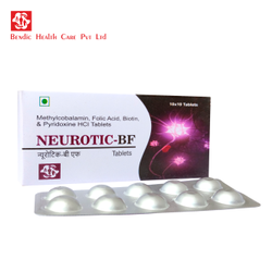 Methylcobalamin and Pyridoxine Phosphate Tablet