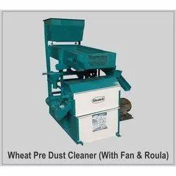 Wheat Pre-Cleaner Cum Emery Roller
