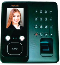 Realtime T304F Face Based Time Attendance System