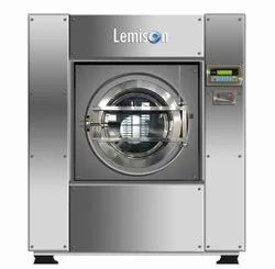 Industrial Washer & Dryer, Rated Capacity: 100 kg