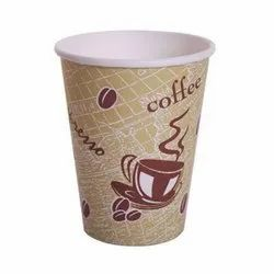 Printed Paper Coffee Cup, For Event and Party Supplies, Capacity: 40 Ml
