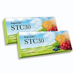 Super Life STC 30 Health Supplement, 1500 Mg X 15 Sachets Per Box