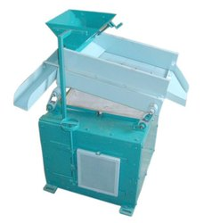 Semi-Automatic MS Mini Destoner, 1 HP, Single Phase