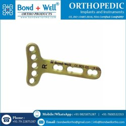 2.4 mm Orthopedic Implants Distal Radius LCP