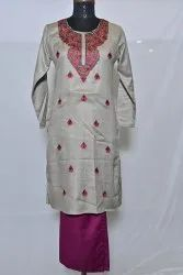 K106 Ladies Kurti With Palazzo