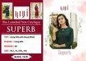 Kivi Superb Lining Silk With Hand Work Kurti With Botton Catalog