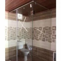 Bathroom Toughened Enclosure Glass