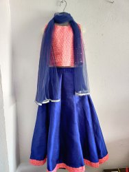 Festive Wear Indian Beyonce Kids Lehenga Choli