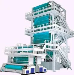 LD PP HM Bag Making Machine