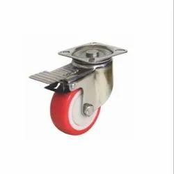157 mm Fix SS Series Castor Wheel