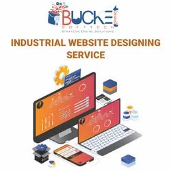 Industrial Website Designing Service, With Chat Support