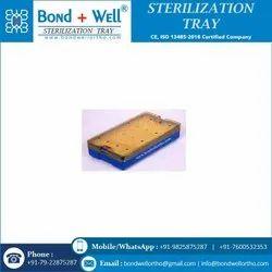 Big Medium Plastic Sterilization Tray