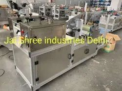 MEDICAL NON WOVEN SHOE COVER MAKING MACHINE AUTOMATIC