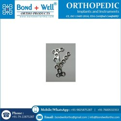 Orthopedic Implants Calcanial Locking Plate