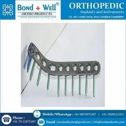Orthopedic Distal Humeral Medial Plate