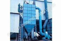 Mild Steel Pulse Jet Dust Collector