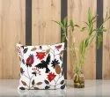 Decorative Embroidered Suzani Cushion Cover Designer Cute Sofa Pillow Case Luxury Cushion Case