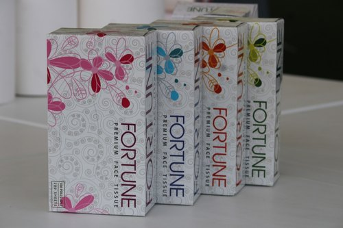 Fortune Facial Tissue