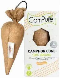 Sandalwood Camphor Cone