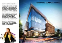 Shopping Complex Architectural Service