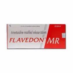Trimetazidine Modified Release Tablet