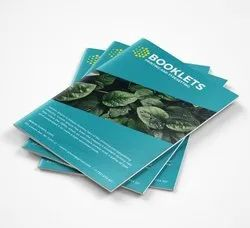 Paper Booklet Printing Services, in Pan India