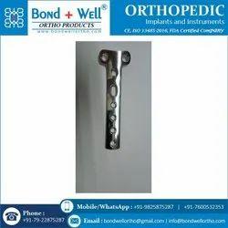 Orthopedic Implants T Plate