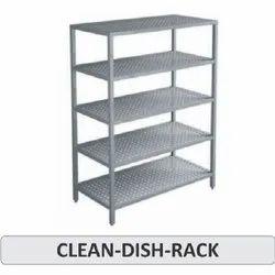 Clean Dish Rack