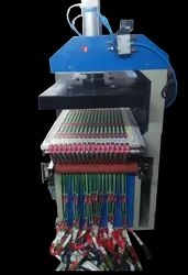 Automatic Single Bed Sublimation Lanyard Printing Machine