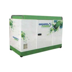 Single Phase GPA II-3.5 3.5kVA/2.8kW Greaves Power Generator Set