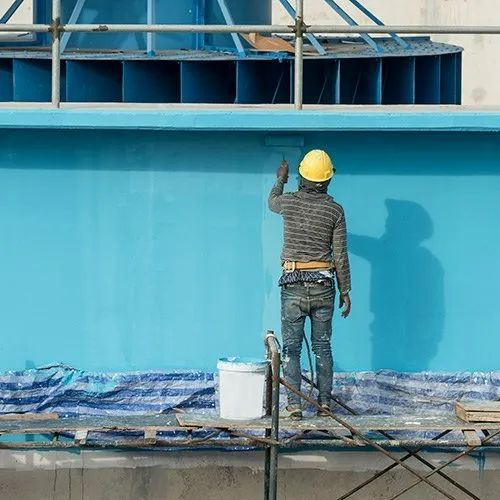 Industrial Wall Painting Service, Location Preference: Local Area
