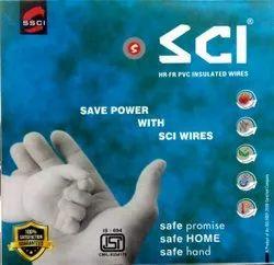 SCI 0.75 Sqmm HR-FR Wire, 90m
