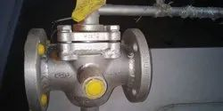 Low Pressure Lubricated Plug Valves
